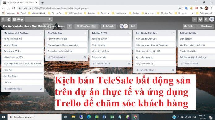 Kich ban telesale bat dong san tren du an thuc te 2020