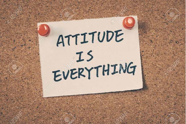 Thái độ là tất cả